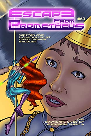 Escape from Prometheus #4