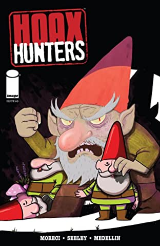 Hoax Hunters #8