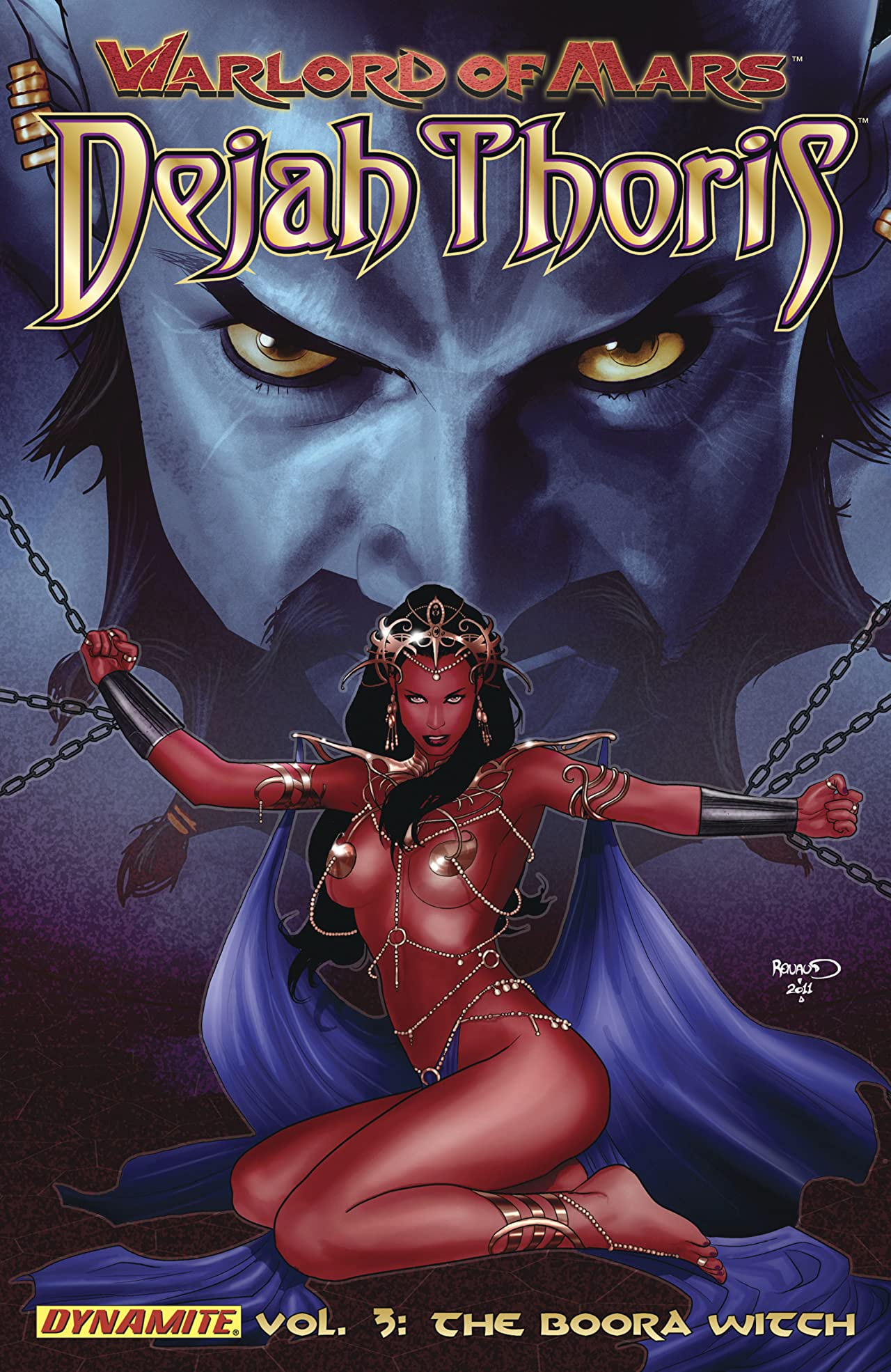 Warlord of Mars: Dejah Thoris Vol. 3: Boora Witch