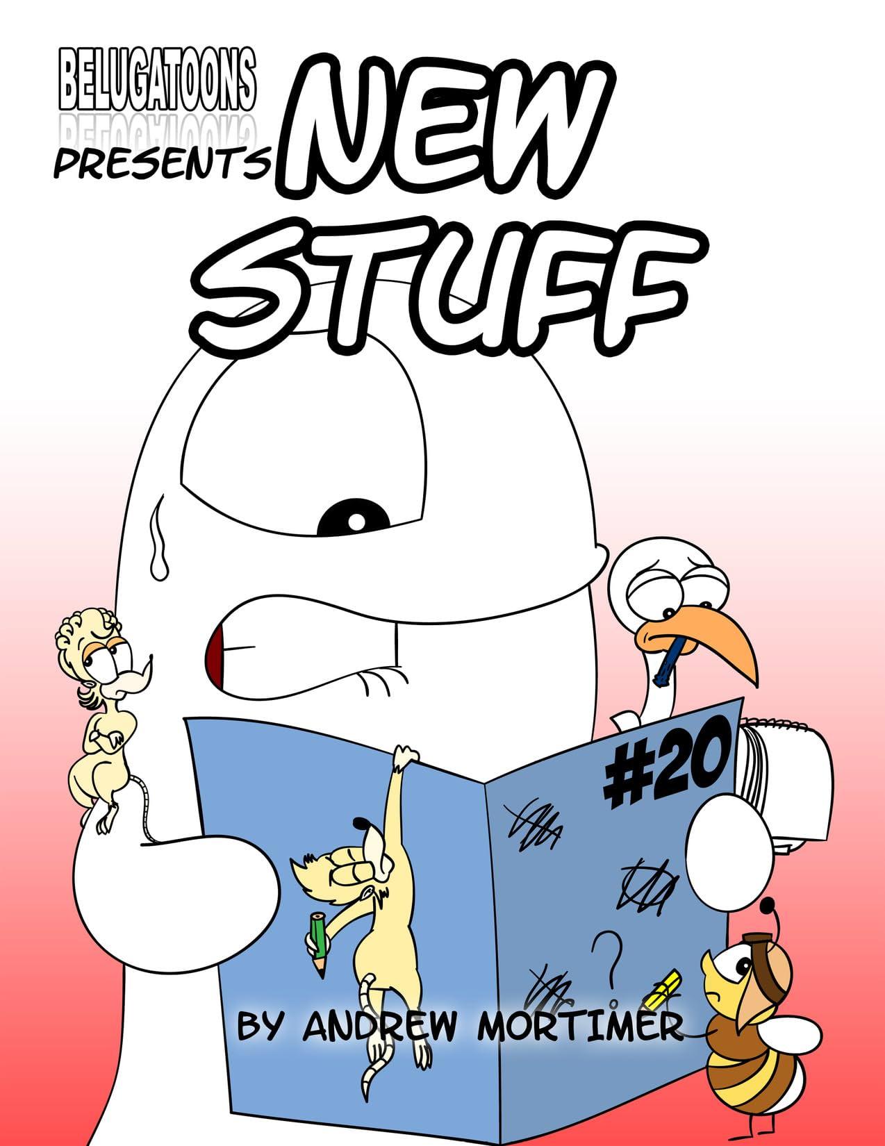 New Stuff #20