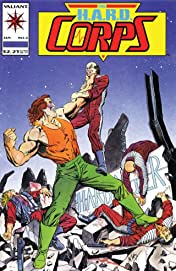 H.A.R.D. Corps (1992-1995) #2