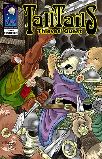 Tall Tails: Thieves' Quest #14