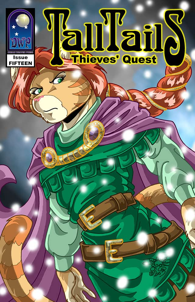 Tall Tails: Thieves' Quest #15