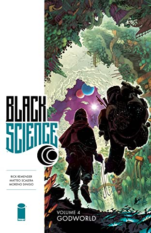 Black Science Tome 4: Godworld