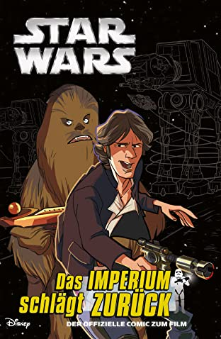 Star Wars: Das Imperium schlaegt zurueck Graphic Novel