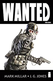 Wanted: Comic zum Film