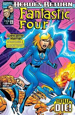Fantastic Four (1998-2012) #2