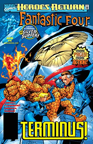 Fantastic Four (1998-2012) No.4