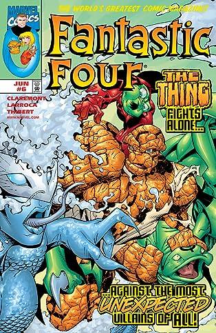 Fantastic Four (1998-2012) #6