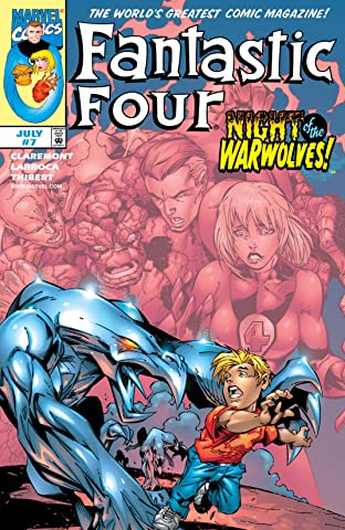 Fantastic Four (1998-2012) No.7