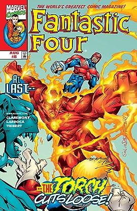 Fantastic Four (1998-2012) #8