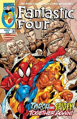 Fantastic Four (1998-2012) #9