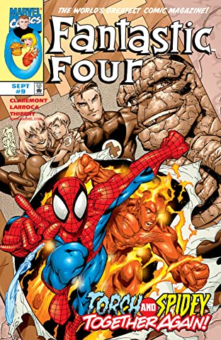 Fantastic Four (1998-2012) No.9