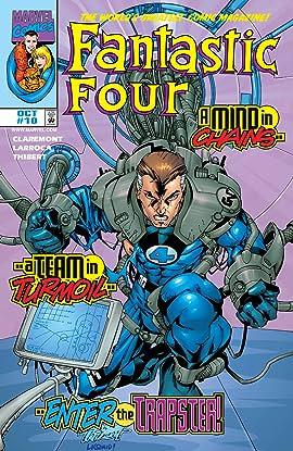 Fantastic Four (1998-2012) #10