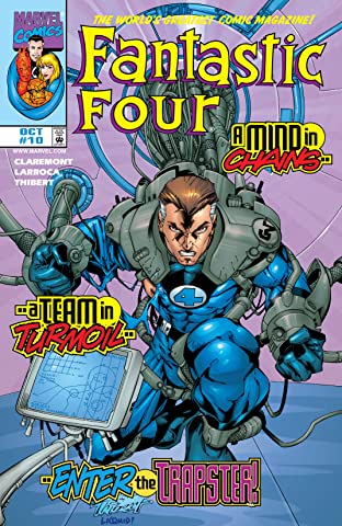 Fantastic Four (1998-2012) No.10