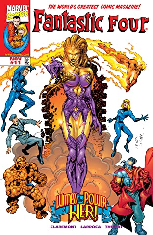 Fantastic Four (1998-2012) No.11