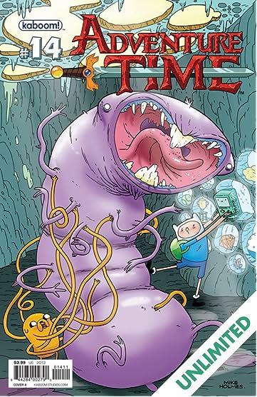 Adventure Time #14