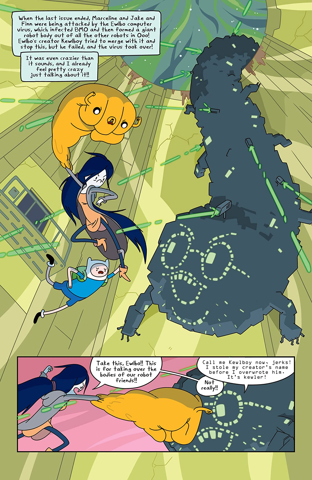 Adventure Time #14