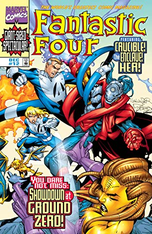 Fantastic Four (1998-2012) No.12