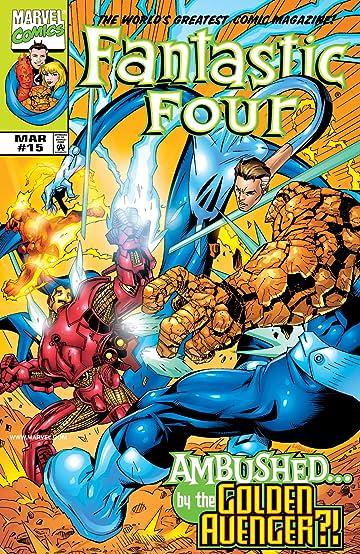 Fantastic Four (1998-2012) #15