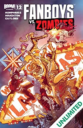 Fanboys vs. Zombies #12