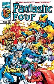 Fantastic Four (1998-2012) #16