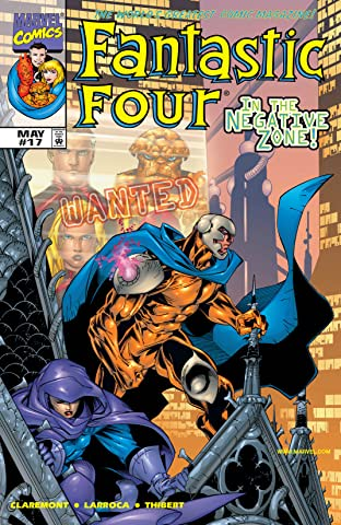 Fantastic Four (1998-2012) No.17