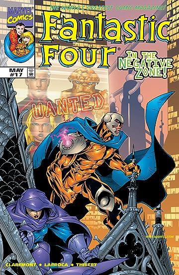 Fantastic Four (1998-2012) #17