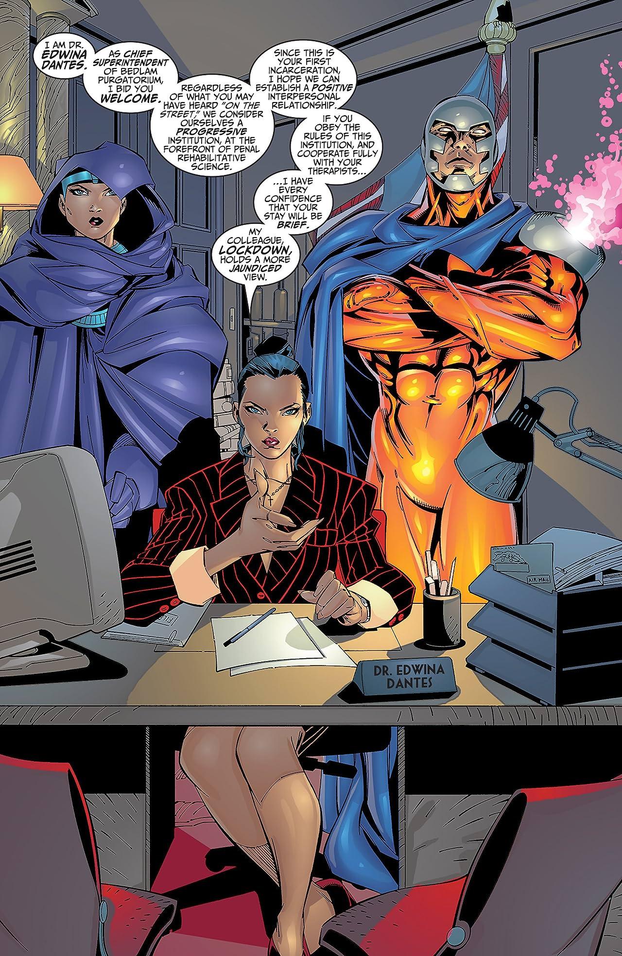 Fantastic Four (1998-2012) #18