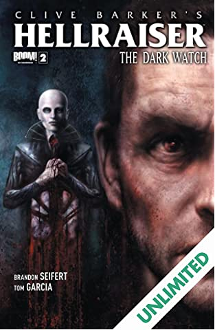 Hellraiser: The Dark Watch #2