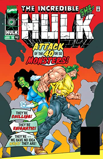 Incredible Hulk (1962-1999) #442