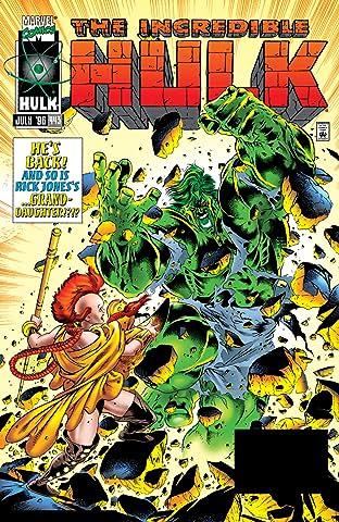 Incredible Hulk (1962-1999) #443