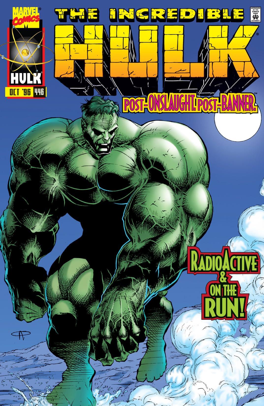 Incredible Hulk (1962-1999) #446