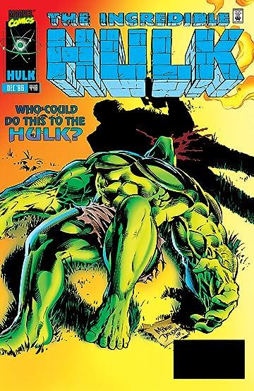 Incredible Hulk (1962-1999) #448