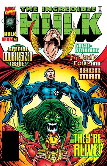 Incredible Hulk (1962-1999) #450