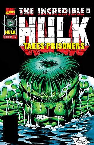 Incredible Hulk (1962-1999) #451