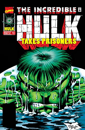 Incredible Hulk (1962-1999) #451