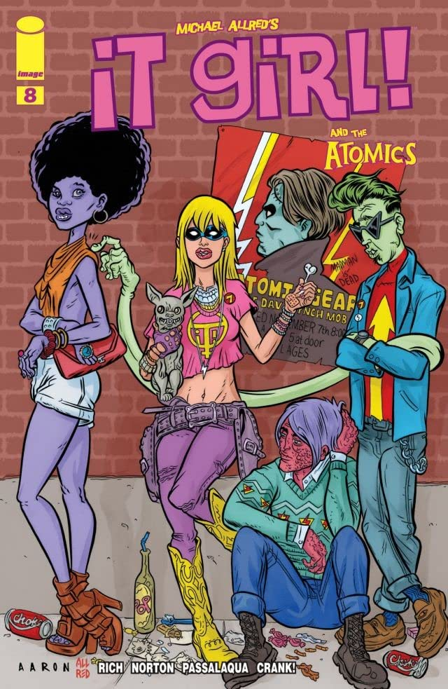 It Girl & the Atomics #8