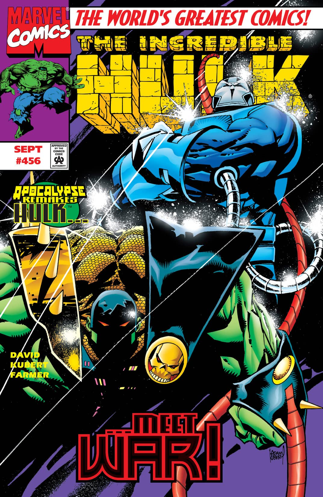 Incredible Hulk (1962-1999) #456