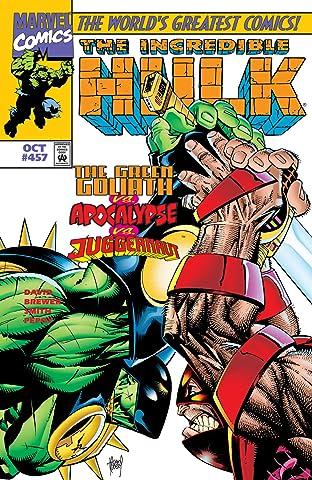 Incredible Hulk (1962-1999) #457