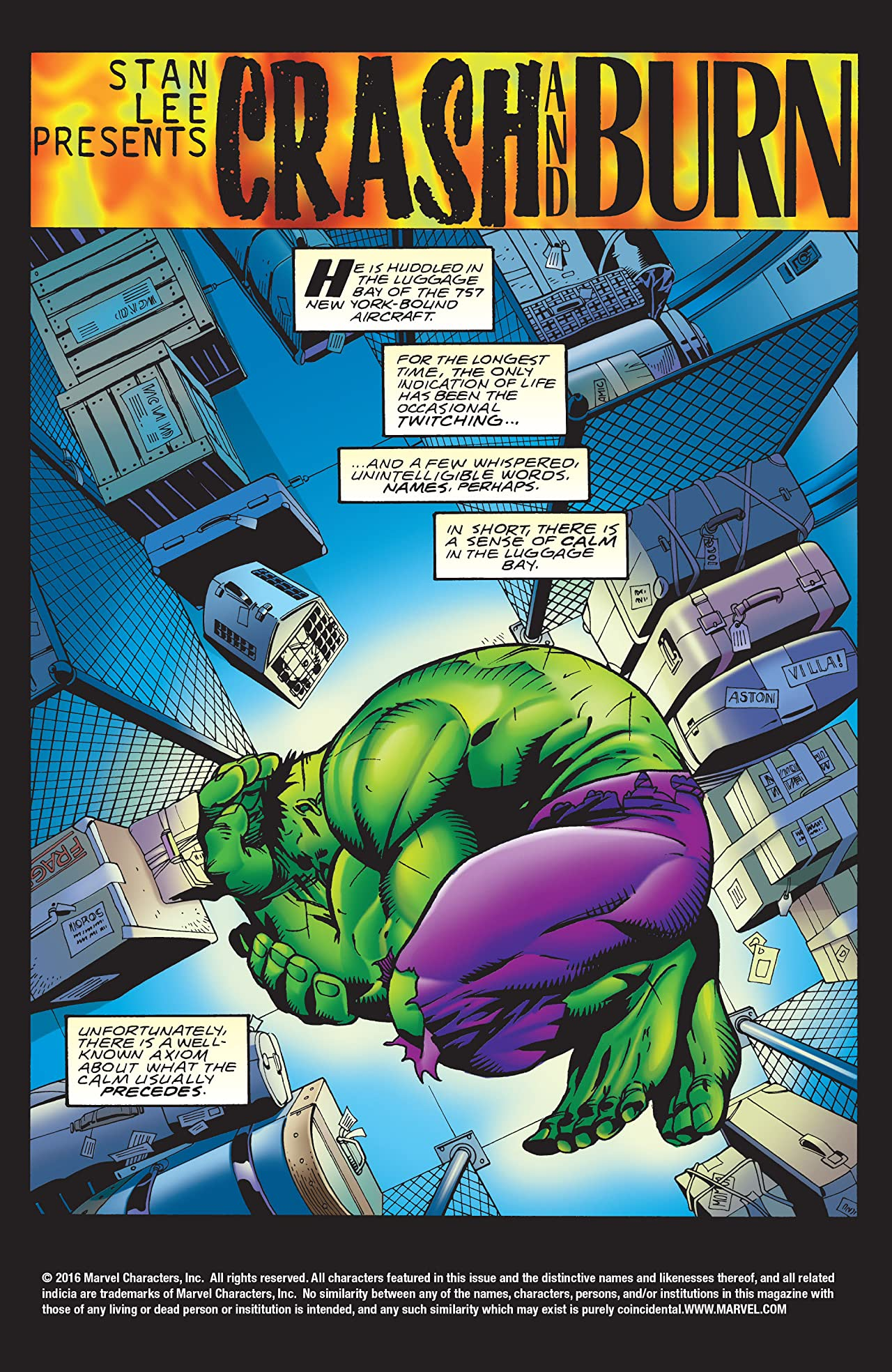 Incredible Hulk (1962-1999) #458