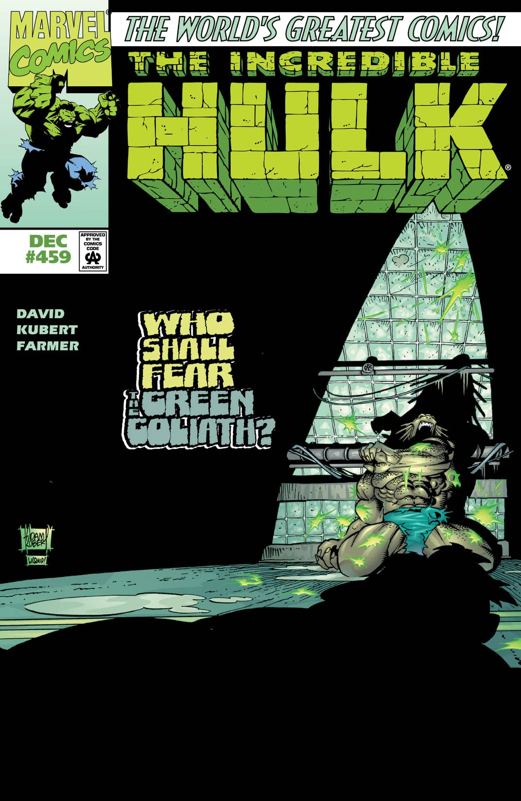 Incredible Hulk (1962-1999) #459