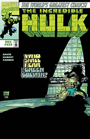 Incredible Hulk (1962-1999) #459