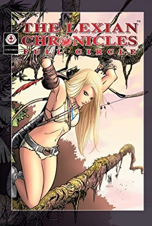 The Lexian Chronicles: Omnibus Edition