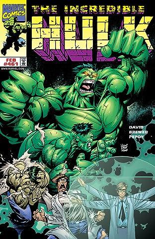 Incredible Hulk (1962-1999) #461