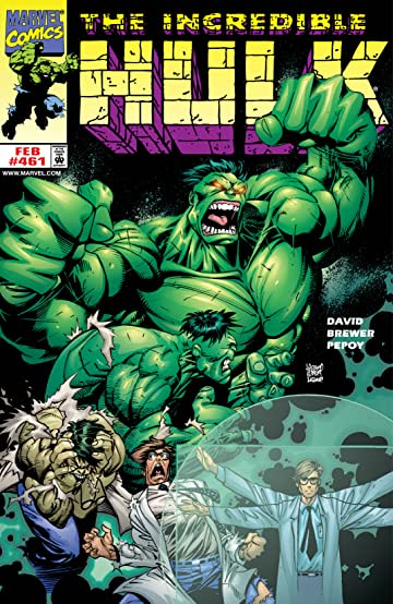 Incredible Hulk (1962-1999) #461