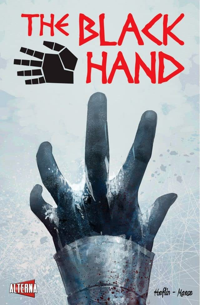 The Black Hand #2