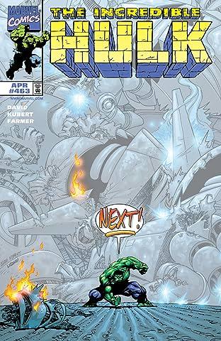 Incredible Hulk (1962-1999) #463