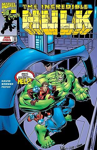 Incredible Hulk (1962-1999) #465
