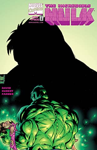 Incredible Hulk (1962-1999) No.466